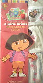 dora the explorer, underwear, undies, panties, under garments, knickers