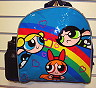 PowerPuff Girls, backpacks, lunchbags, lunch boxes, themos, dolls, plush