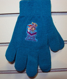PPHG106) SALE PowerPuff Girls PPG Gloves