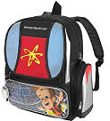 jimmy neutron, backpacks, bags